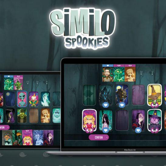 Similo Spookies the Card Game