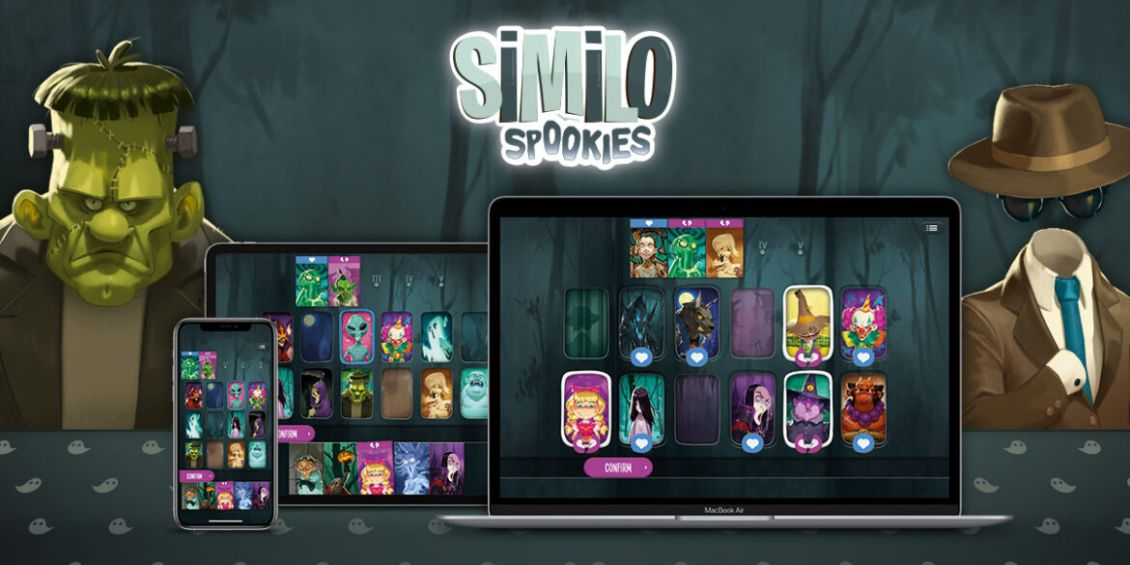 Similo Spookies the Card Game