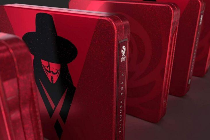 Titans of Cult V per Vendetta