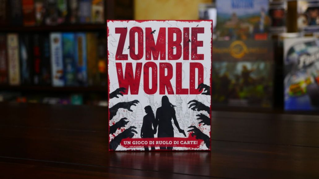 Zombie World 1
