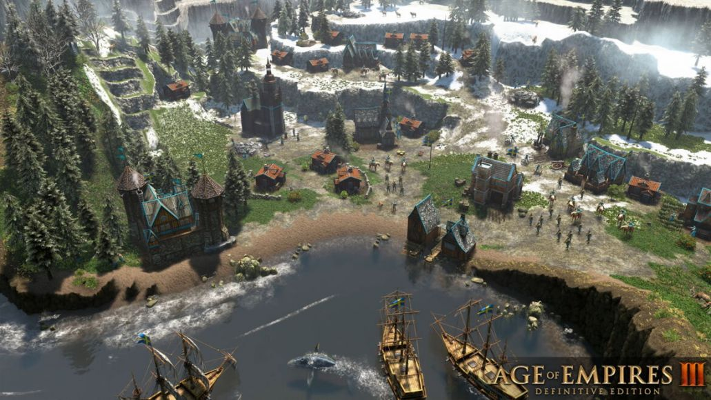 age of empire III gameplay2