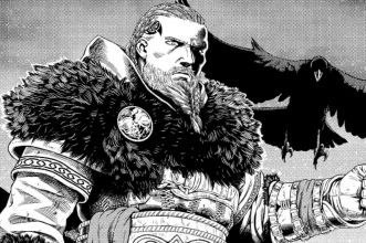 assassins creed valhalla manga vinland saga