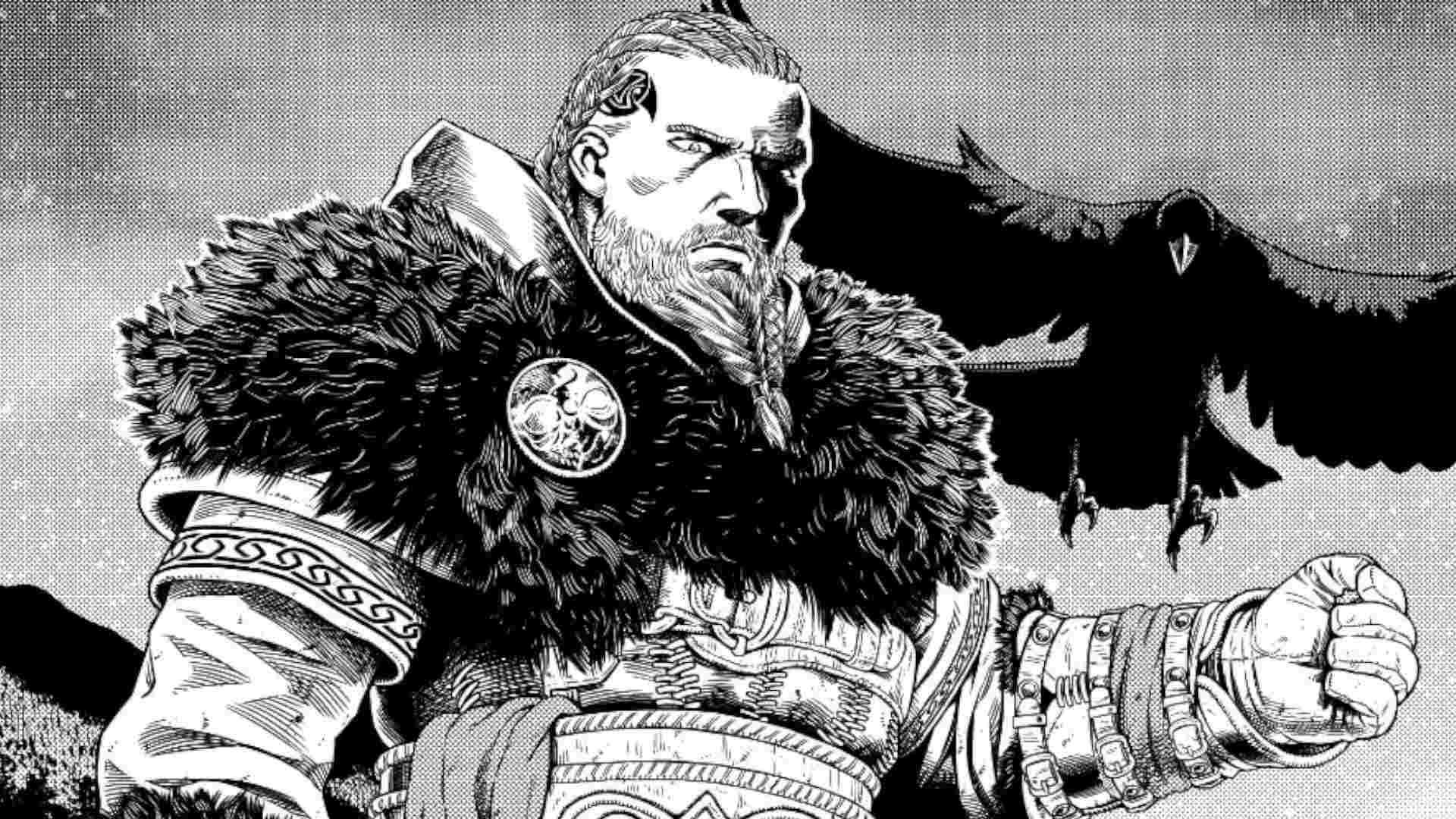 assassins creed valhalla manga vinland saga