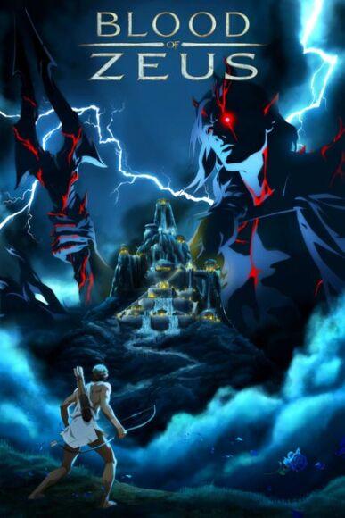 blood of zeus poster
