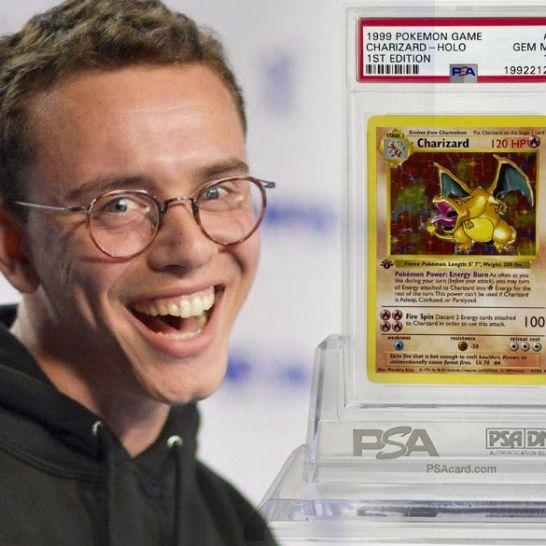 carta pokemon charizard logic