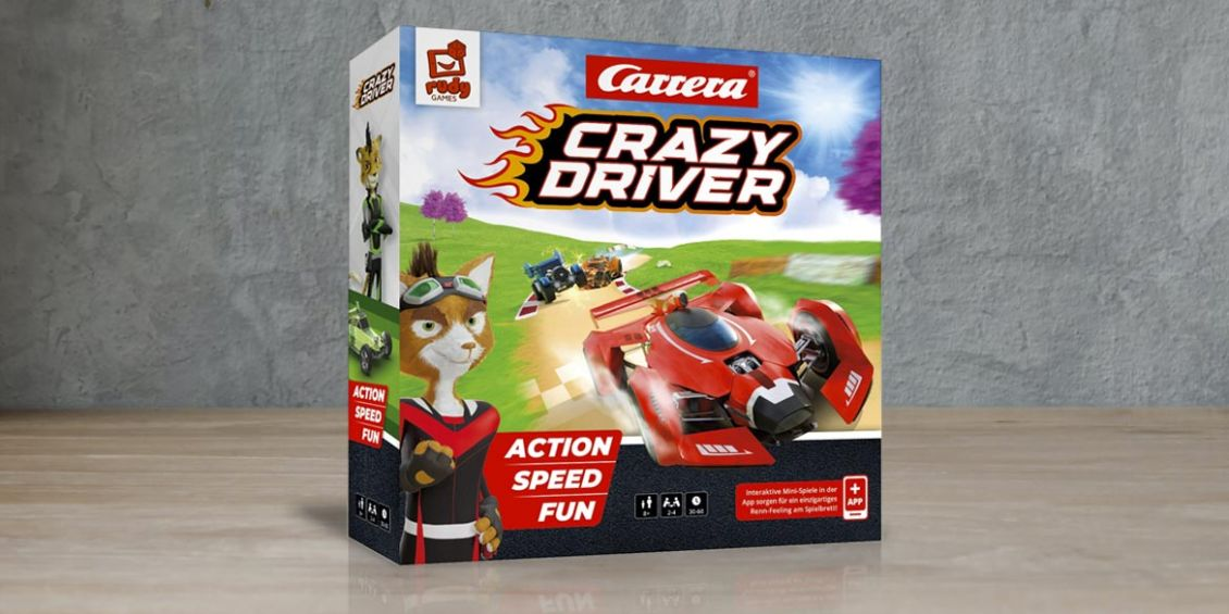 crazy driver carrera