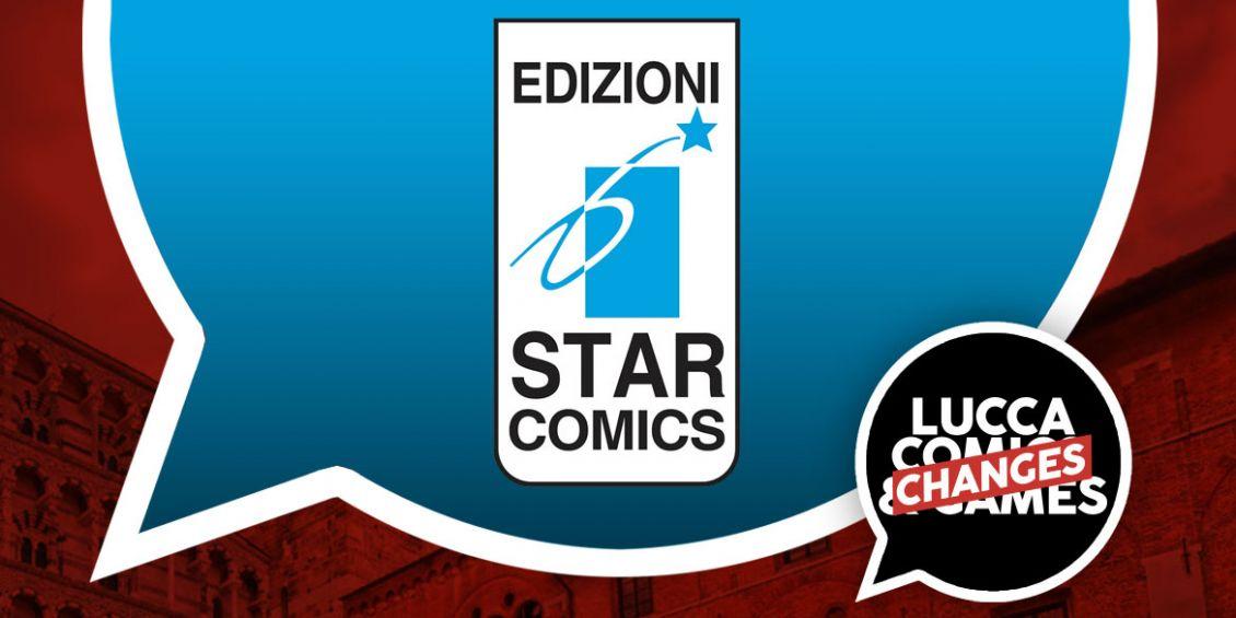 edizioni star comics lucca changes