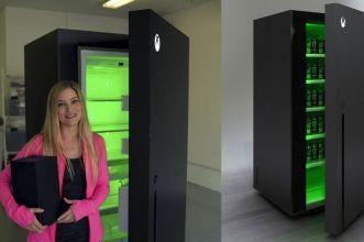 frigorifero xbox series x