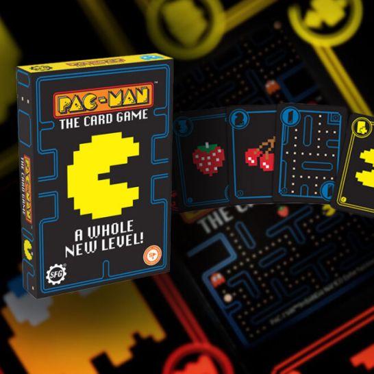 gioco di carte di Pac man