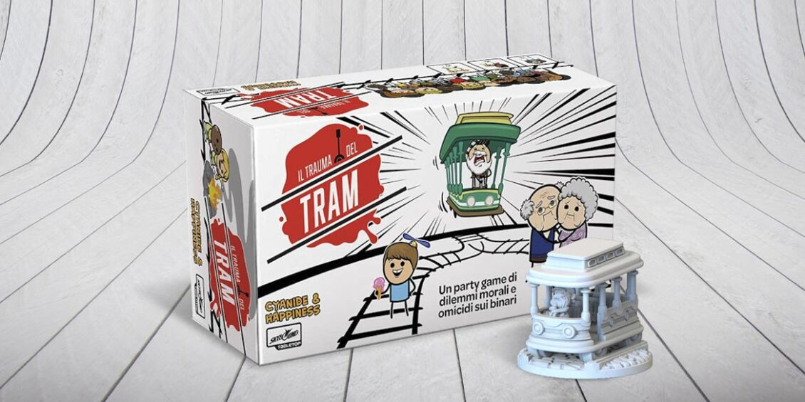 il trauma del tram asmodee