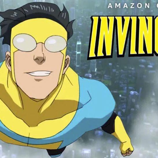 invincible amazon prime