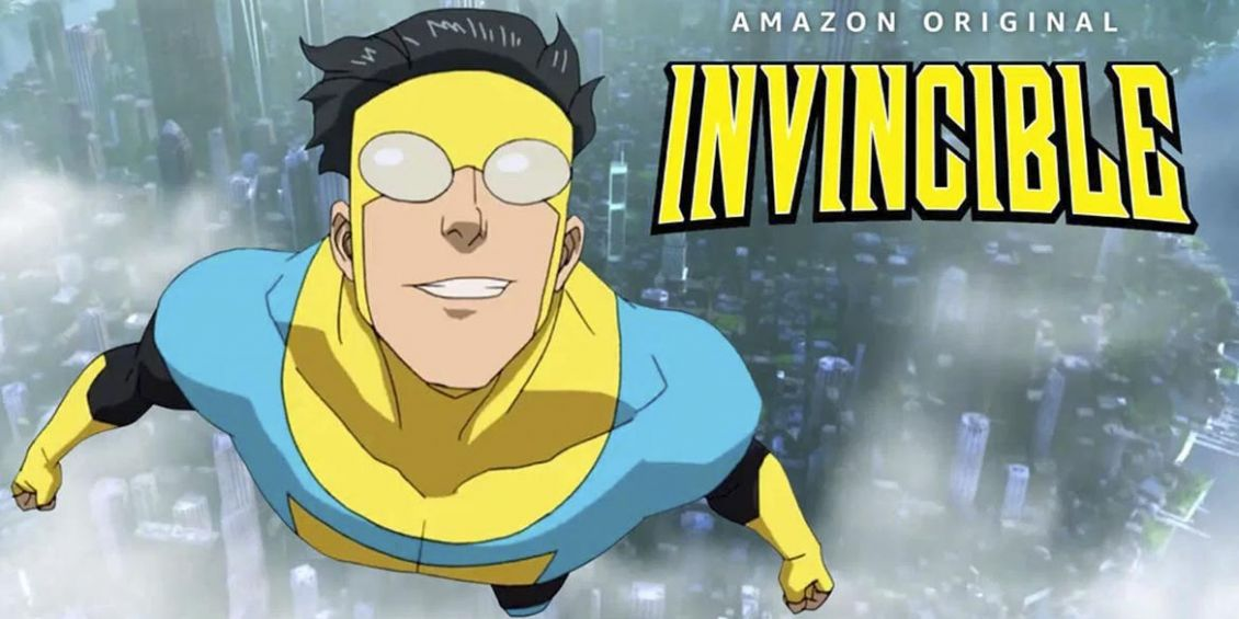 invincible amazon prime