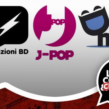 J-POP Manga edizioni bd lucca changes