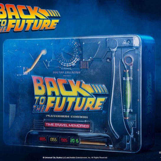 kit memorabilia ritorno al futuro