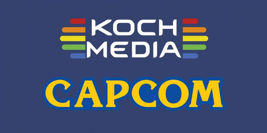 koch media capcom