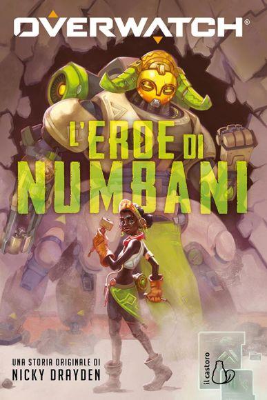 l eroe di numbani copertina 1