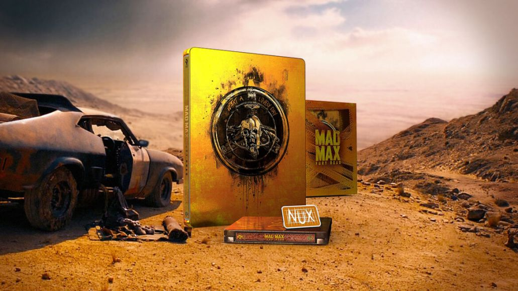 mad max steelbook
