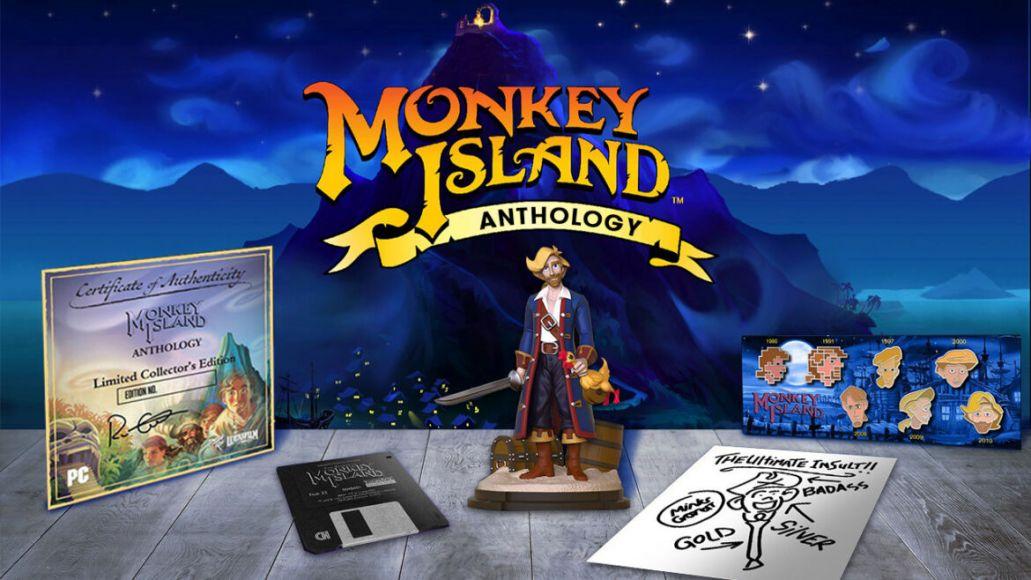 monkey island anthology 1