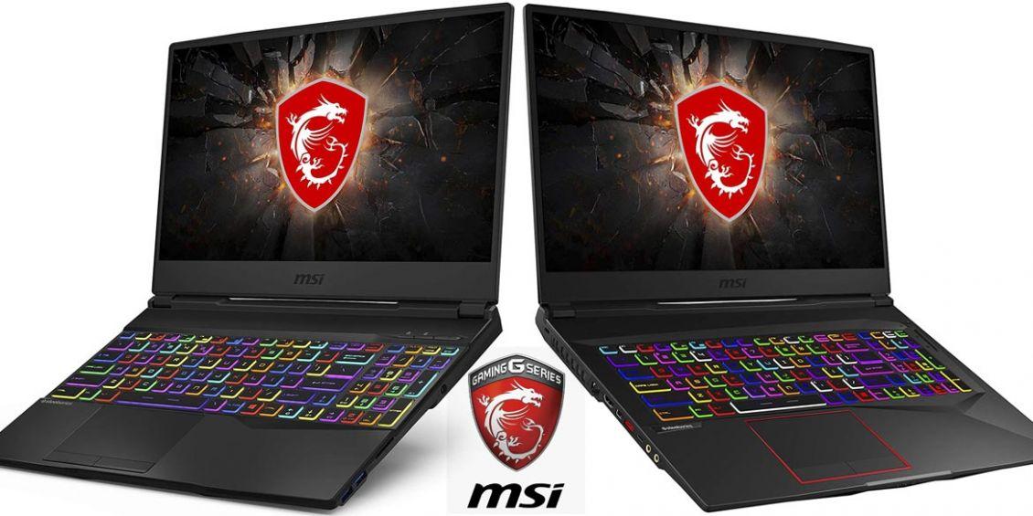 msi laptop gaming