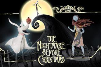 nightmare before christmas regali