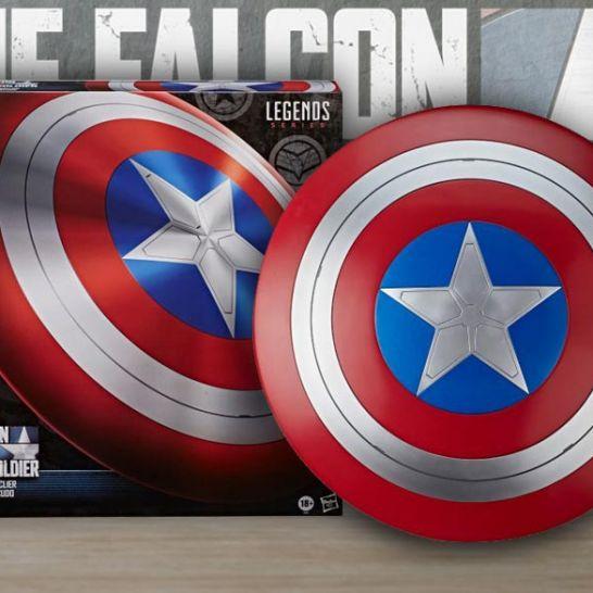 nuovo scudo captain america the falcon and the Winter soldier