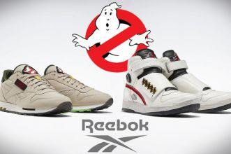 reebok scarpe ghostbusters