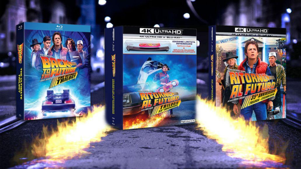 ritorno al futuro ultimate trilogy
