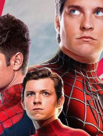 spider man 3 maguire garfield holland