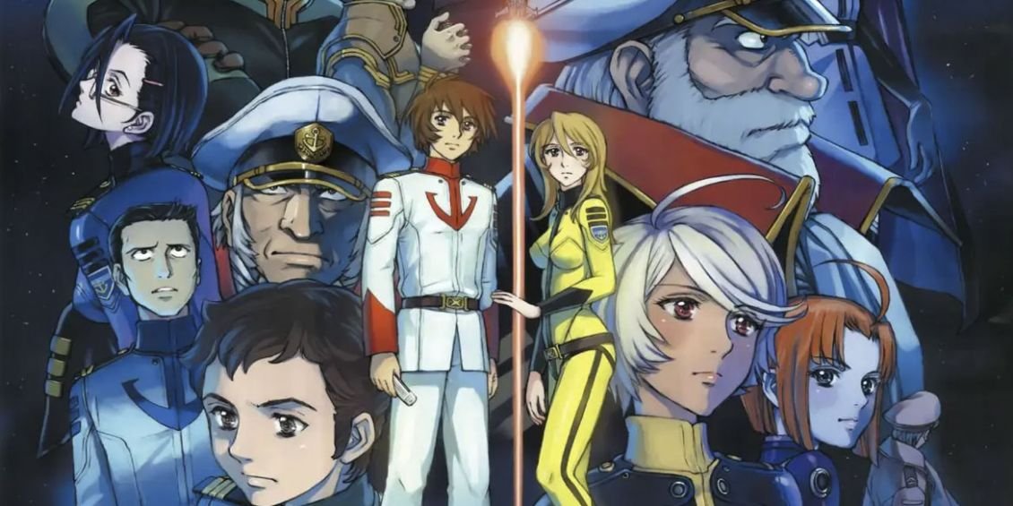 star blazers space battleship yamato