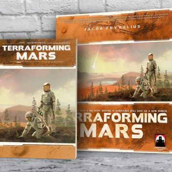 terraforming mars libro
