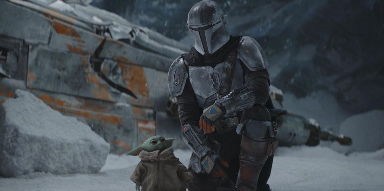 the mandalorian 2 Mando e Baby Yoda