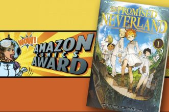 Amazon Comics Award The promised neverland
