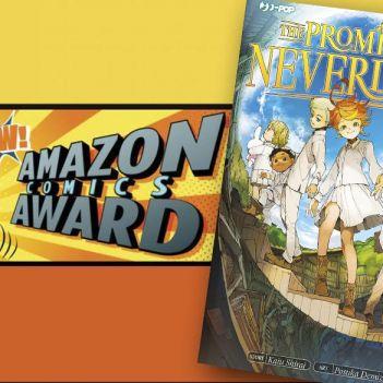 Amazon Comics Award The promised neverland