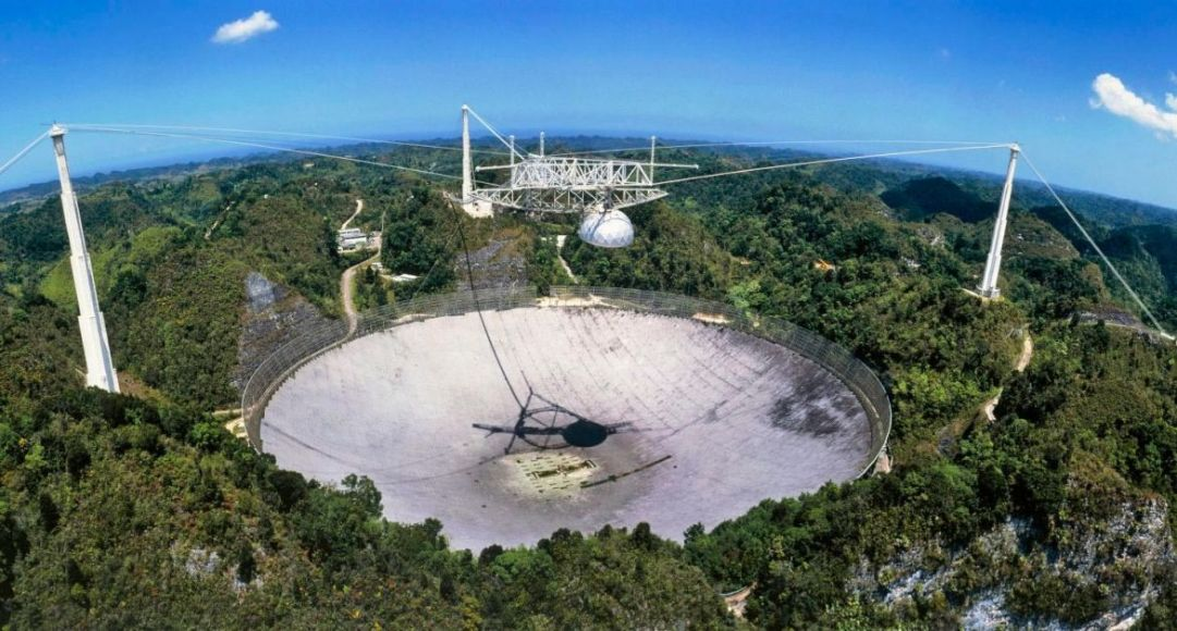 Arecibo radiotelescopio