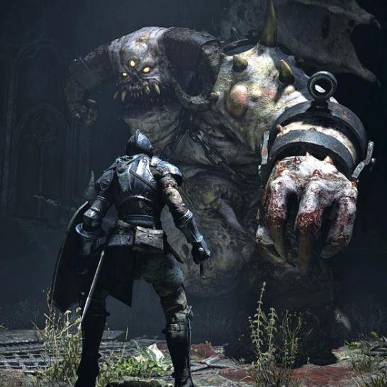 Demons Souls remake porta misteriosa
