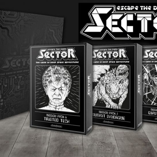 Escape the Dark Sector espansioni