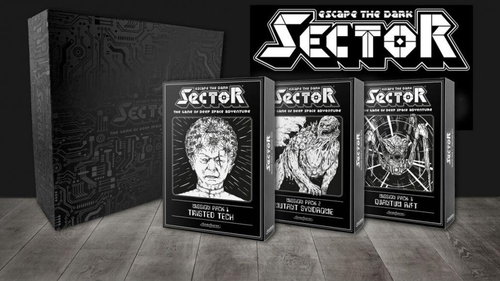 Escape the Dark Sector espansioni