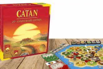 I Coloni di Catan edizione 25° anniversario