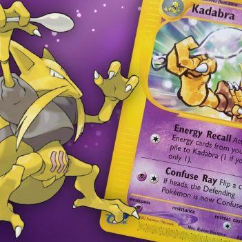Kadabra Pokemon