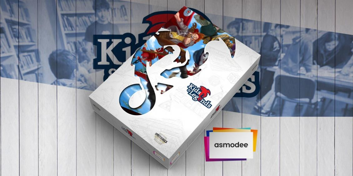 Kids and Legends Asmodee