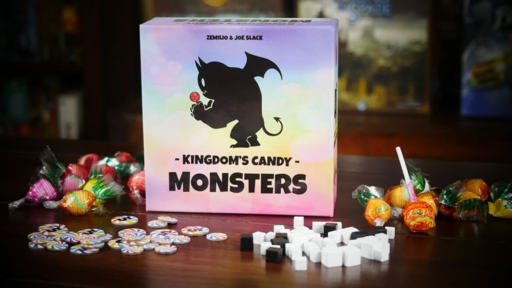 Kingdom Candy Monsters 1