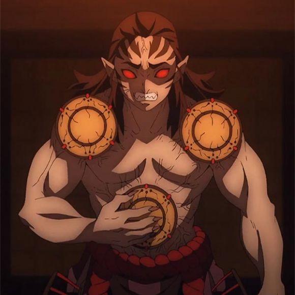 Kyogai sesta luna calante demon slayer