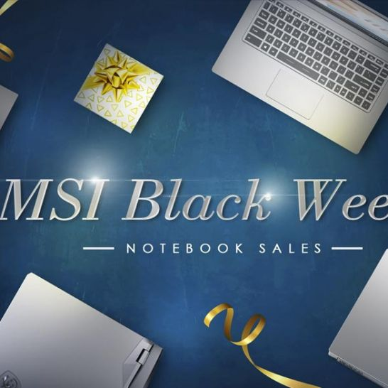 MSI black weeks