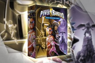 Power Rangers Deck building Game