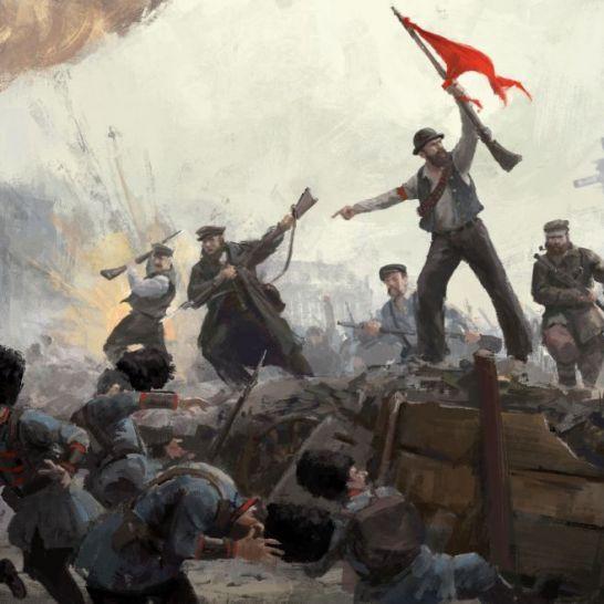 Rusviet revolution Iron Harvest