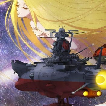 Space Battleship Yamato Era The Choice in 2202