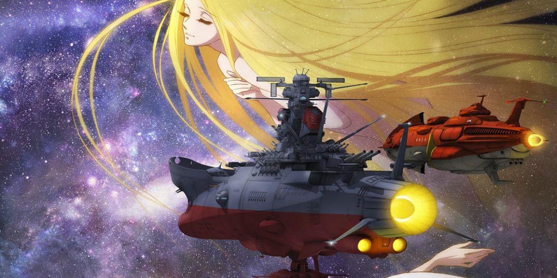 Space Battleship Yamato Era The Choice in 2202