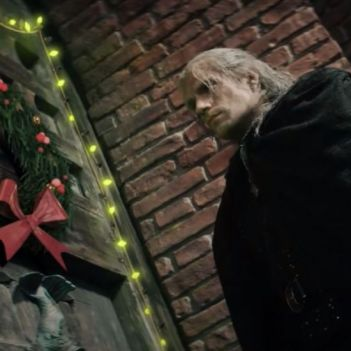 The Witcher Natale