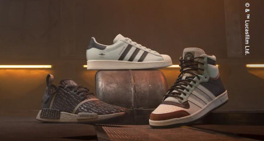 adidas the mandalorian collection 2