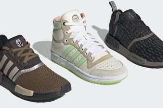 adidas the mandalorian collection cover